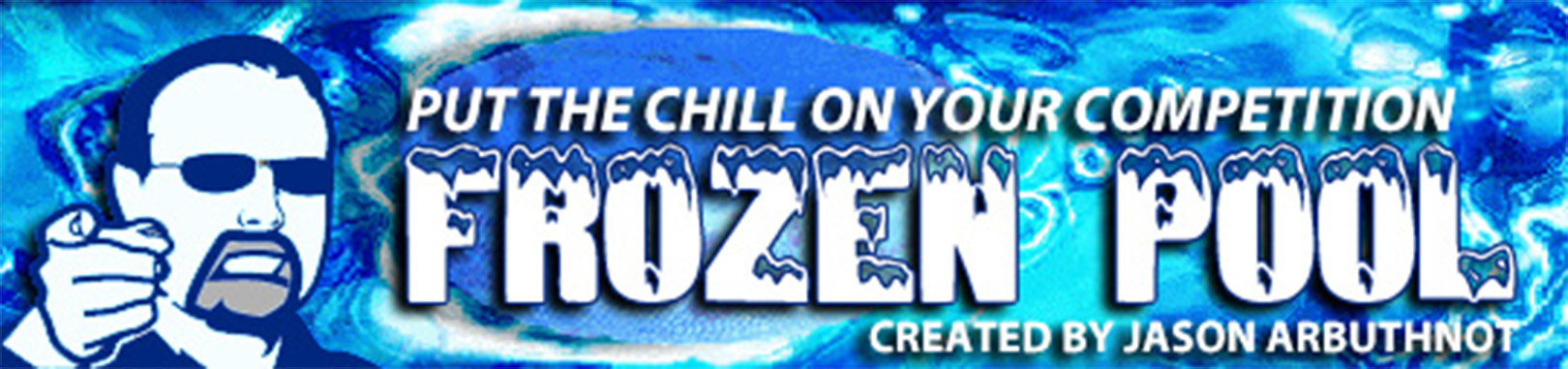 Frozen Pool logo